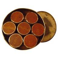 Vintage Spice Tin Set