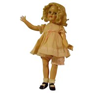 Vintage 21 Inch Toni Doll