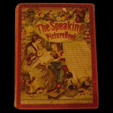 Vintage The Speaking Picture Book