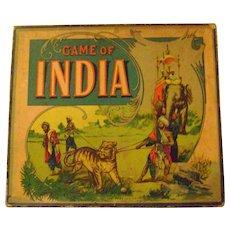 Milton Bradley 'Game of India'