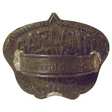 Vintage Garland Stove Metal Cookie Cutter