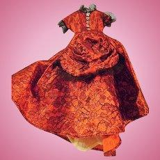 Vintage Fancy Doll Dress