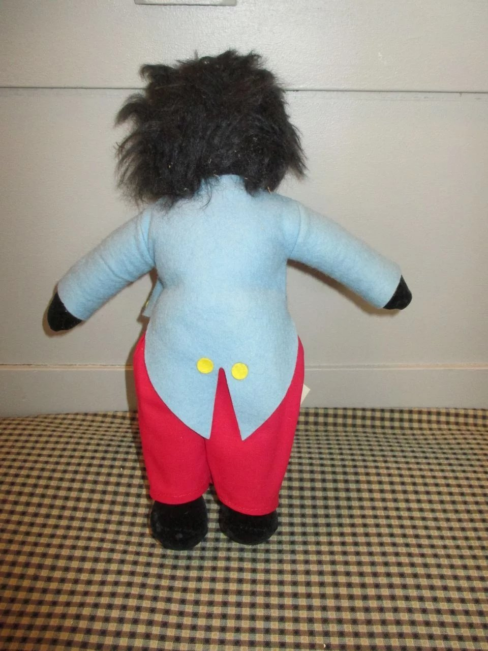 Limited Edition Dean S Golliwog Doll No 44 Of Only 250