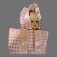 Vintage Factory Made Bunting for Your Dy Dee Baby Doll