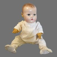 Vintage Flannel Footed Pajamas for your Dye-Dee Baby