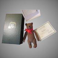 R. John Wright Teddy Bear Doll