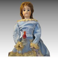 Doll House Oil Lamp