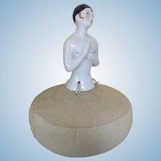 Unique Antique Pin Cushion Doll