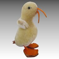 Vintage Steiff Duckling - So small and Cute