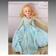 Cissette Sleeping Beauty Doll by Madame Alexander for Walt Disney