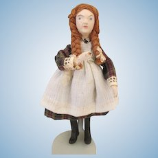 Artist Sculpted Doll House Doll