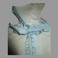 Vintage Flannel Bunting For Dy Dee or Tiny Tears