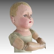 """Sweet 13"""" Antique Chase Baby"""