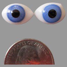 Antique Glass Replacement Eyes for Your Antique Doll