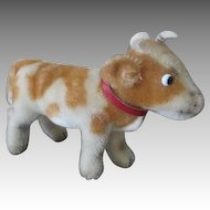Darling Steiff Cow for Your Dolls