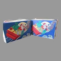 Two Vintage Candy Boxes to Display with your Dolls