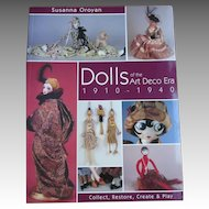 "Dolls of the Art Deco Era 1910-1940"" by Susanna Oroyan"
