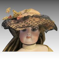 Pretty Bonnet for Your Fashion Doll