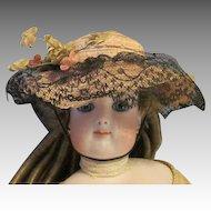 Pretty Bonnet for Your Fashion Doll