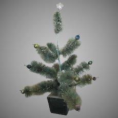 Miniature Bottle Brush Christmas Tree for Your Doll