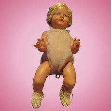 Schildkrot Puppen Celluloid Baby Doll
