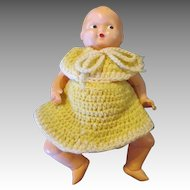 Vintage Celluloid Baby Doll