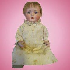 Darling Bahr Proschild 585 Antique Baby Doll