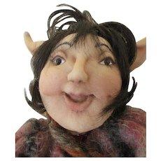 Woodland Fairy Artist Doll - Red Tag Sale Item