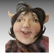 Woodland Fairy Artist Doll
