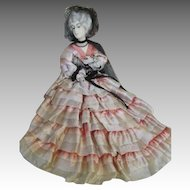 Stunning Munzerlite Doll with a Full Body