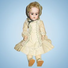 Simon Halbig 1079 DEP Bisque Head Doll
