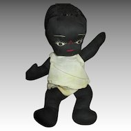 Adorable Folk Art Baby Doll