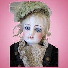 Stunning French Fashion Doll By Francios Gaultier