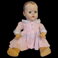 Large Dy Dee Baby Doll for Parts or Display - Red Tag Sale Item