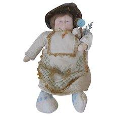 Pretty Vintage Artist Doll