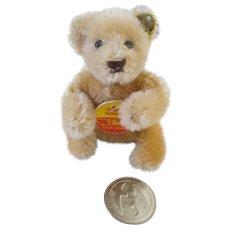 Adorable Steiff Club Bear for Your Doll