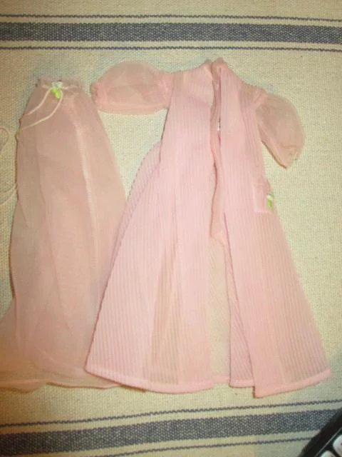 Vintage Barbie Nighty Night Set Nostalgic Images Ruby Lane