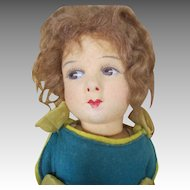 Sweet Lenci Type Felt Character Doll