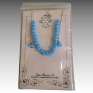 Pretty Earrings and Necklace for Your French Fashion Doll