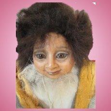 Lovely Sculpted Doll - Artist Doll