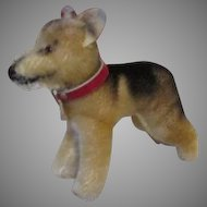 Darling Staiff Puppy for your antique doll