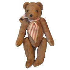 Antique Mohair Humpback Teddy Bear