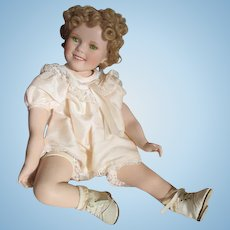 """Little Miss Shirley"" Toddler Doll"