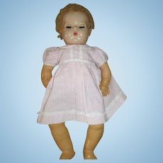 "Sweet Dress for 20"" Dy Dee Baby Doll"