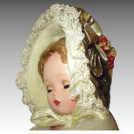 Artist Bonnet For Your Fashion Doll