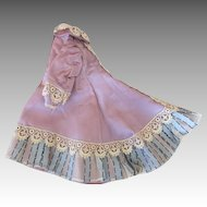 Stunning Gown for Your French Fashion Doll