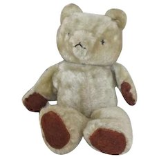Much Loved Teddy Bear - Antique Mohair Teddy Bear