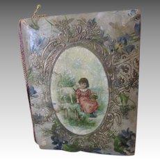 Antique Photo Album - Perfect for Your Antique Doll