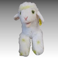 Sweet Steiff Lamb for your Bisque Head Doll