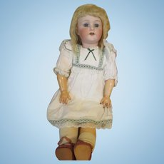 "Lovely Antique 23"" Heubach Koppelsdorf 250 Doll"